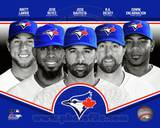 Toronto Blue Jays 2013 Team Composite Fotografa