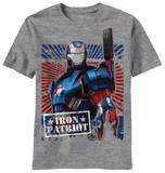 Iron Man 3 - Rust Proof T-Shirts