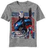 Iron Man 3 - Rust Proof Shirts