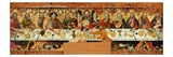The Last Supper, from Santa Constança De Linya, Spain Giclee Print by Jaime Ferrer