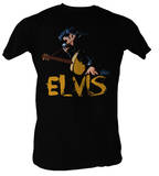 Elvis Presley - Elvis Brush Shirt