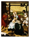Adoration of the Magi Giclee Print by Master of the Seydfrieberg Altar