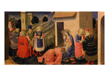 Adoration of the Magi Giclee Print by  Fra Angelico