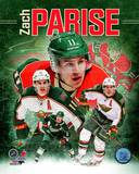 Zach Parise 2013 Portrait Plus Photo