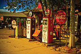 Route 66 Gas Station Posters