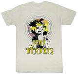 Jimi Hendrix - Jimi Trip T-shirts