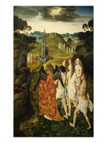 Paradise Giclee Print by Dieric Bouts