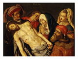Lamentation, 1542 Giclee Print by Frans Francken the Younger