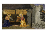 The Nativity Giclee Print by Giovanni di Francesco