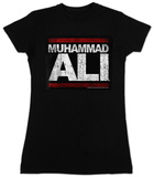 Women's: Muhammad Ali - Run Ali Shirt