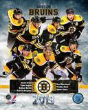 Boston Bruins 2012-13 Team Composite Photo