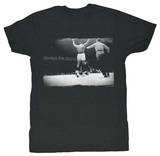Muhammad Ali - Always Be Brave T-shirts