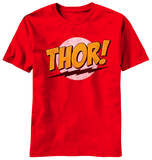 Thor - Thorzanga Shirts