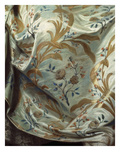 Dress Fabric, from Jeanne Antoinette Poisson, Marquise De Pompadour, 1722-64 Giclee Print by Maurice-quentin De La Tour
