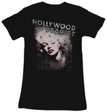 Juniors: Marilyn Monroe - Starlet T-Shirt