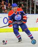 Jordan Eberle 2012-13 Action Photo