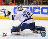 Anders Lindback 2012-13 Action Photo