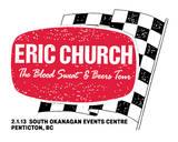 Eric Church - Penticton CA Sérigraphie par  Print Mafia