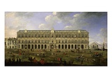 Palazzo Reale (Royal Palace), Naples, Italy, 1696 Giclee Print by Angelo Maria Costa