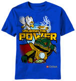 Youth: Lego Chima - Bird Above T-Shirts