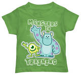 Toddler: Monsters Inc. - Train the Monsters Camiseta
