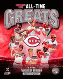 Cincinnati Reds All-Time Greats Fotografa