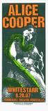 Alice Cooper Serigraph by  Print Mafia