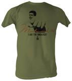 Muhammad Ali - Signature T-shirts