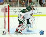 Niklas Backstrom 2012-13 Action Photo