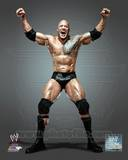 WWE The Rock 2013 Posed Photo
