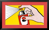 Spray, 1962 Posters par Roy Lichtenstein
