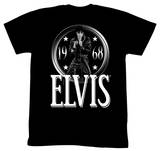 Elvis Presley - Big 68 T-shirts