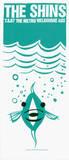 Shins: Aussie Fish Sérigraphie par  Print Mafia