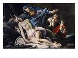 Pietà Giclee Print by Antonio Crespi