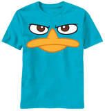 Youth: Phineas and Ferb - Duck Bill T-Shirts