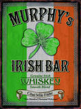 Murphy's Irish Bar Cartel de chapa
