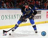 T.J. Oshie 2012-13 Action Photo