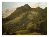 Martinique, West Indies, Late 18th Century Giclee Print by Jenny Prinssay