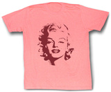 Marilyn Monroe - Face T-Shirts