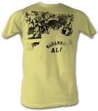 Muhammad Ali - Ali Ringside T-shirts