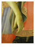 Hand of the Dead Christ, from the Deposition of Christ, 1435, from Holy Trinity Altarpiece (Detail) Giclee Print by Fra Angelico