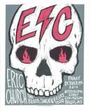 Eric Church - Biloxi Sérigraphie par  Print Mafia