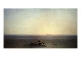 The Desert (Le Désert), 1867 (Rf 505) Giclee Print by Gustave Guillaumet