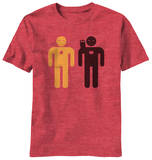 Iron Man 3 - Iron Team Shirt