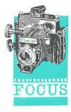 Fokus Serigrafi af Print Mafia