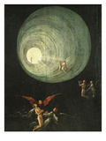 Tunnel of Light, from Paradise (Detail) Giclée-Druck von Hieronymus Bosch