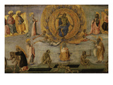 The Last Judgement (Central Panel) Giclee Print by Giovanni di Paolo