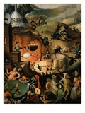Hell, from the Last Judgement (Detail) Giclee Print by Pieter Huys