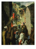 Camel Train, from Adoration of the Magi (Detail) Giclee Print by Andrea Mantegna