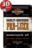 Harley-Davidson PRE-LUXE Peltikyltit